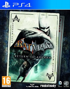Batman: Return to Arkham PL PS4