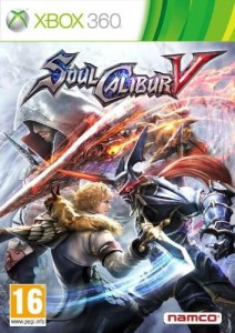 Soul Calibur V 5 XBOX 360