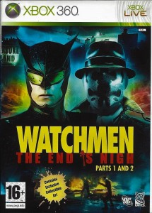 Watchmen:The End Is Night XBOX 360