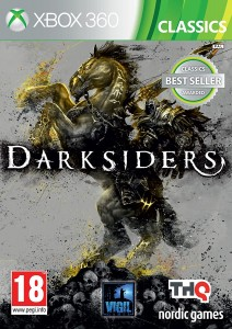 Darksiders Nowa (X360)
