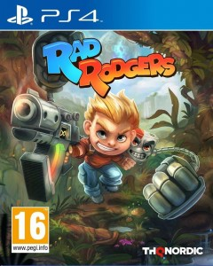 Rad Rodgers PL PS4
