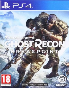 Tom Clancy's Ghost Recon Breakpoint PL PS4