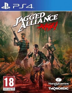 Jagged Alliance PL PS4