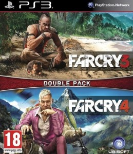 Far Cry 3 + Far Cry 4 Zestaw PS3