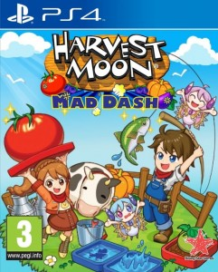 Harvest Moon: Mad Dash PS4