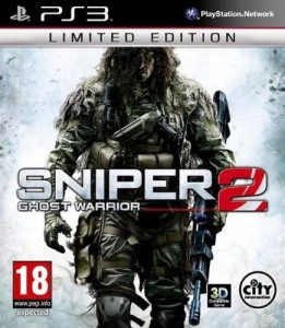 Sniper: Ghost Warrior 2 LE PL PS3