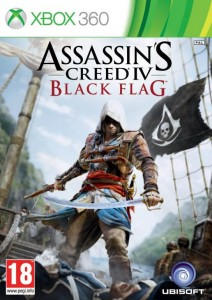 Assassins Creed IV 4: Black Flag XBOX 360 / ONE
