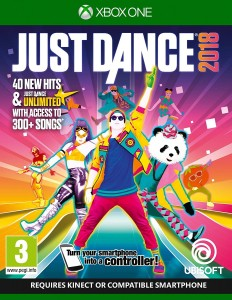 Just Dance 2018 + Bonus XBOX ONE