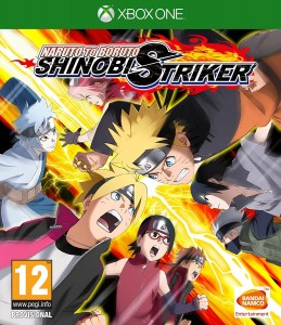 Naruto to Boruto: Shinobi Striker PL XBOX ONE