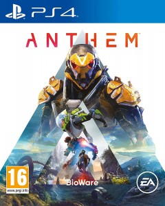 Anthem PL PS4
