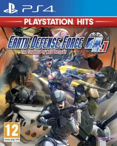 Earth Defense Force 4.1 PS4