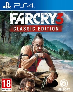Far Cry 3 Classic Edition PL PS4