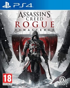 Assassins Creed Rogue Remastered PL PS4