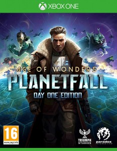 Age of Wonders: Planetfall D1 PL XBOX ONE