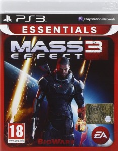 Mass Effect 3 PL PS3