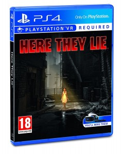 Here They Lie VR PL PS4