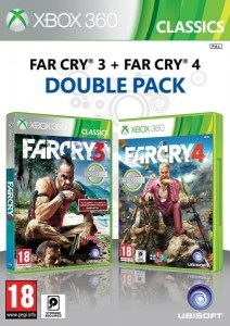Far Cry 3 + Far Cry 4 PL XBOX 360