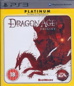 Dragon Age:Origins PS3