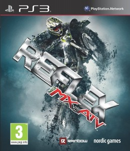 Mx vs ATV Reflex PS3