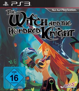 The Witch and The Hundred Knight PS3