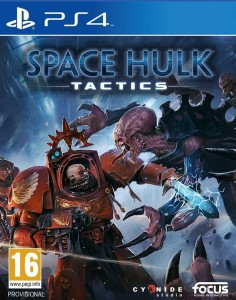 Space Hulk Tactics PL PS4
