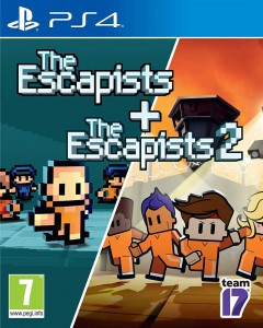 The Escapists + The Escapists 2 PL PS4