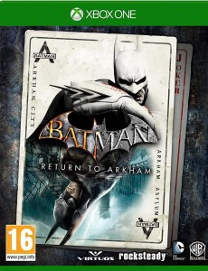 Batman: Return to Arkham PL XBOX ONE