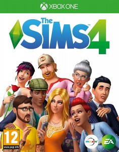The Sims 4 PL XBOX ONE