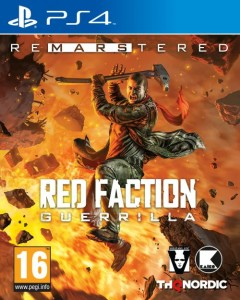 Red Faction Guerrilla Re-Mars-tered PL PS4