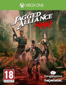 Jagged Alliance PL dubbing XBOX ONE