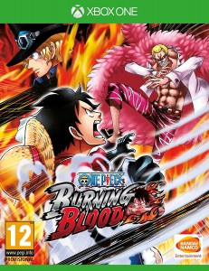 One Piece Burning Blood  PL XBOX ONE