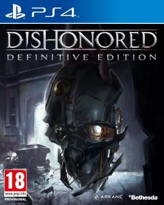 Dishonored Definitive Edition Francuska PS4