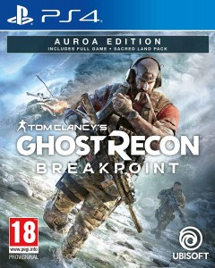 Tom Clancy's Ghost Recon Breakpoint PL Aurora PS4