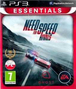 Need for Speed: NFS Rivals PL PS3