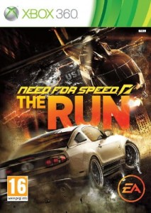 Need for Speed: NFS The Run XBOX 360