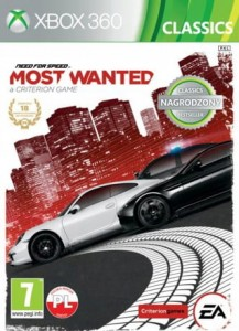 Need for Speed: Most Wanted PL XBOX 360