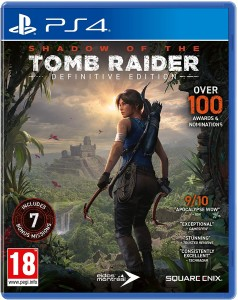 Shadow of the Tomb Raider: Definitive Edition PL dubbing PS4