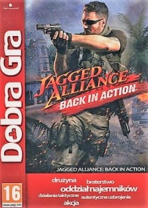 Jagged Alliance Back in Action PL PC