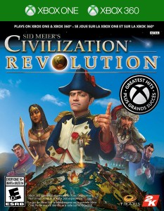 Civilization Revolution XBOX ONE/360