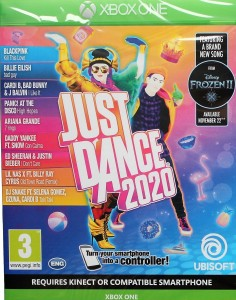Just Dance 2020 + bonus XBOX ONE