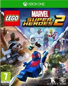 LEGO Marvel Super Heroes 2 PL XBOX ONE