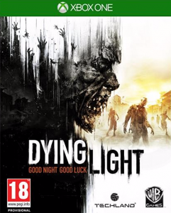 Dying Light PL dubbing + Zombie XBOX ONE