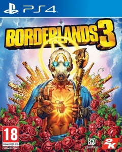 Borderlands 3 + DLC PS4