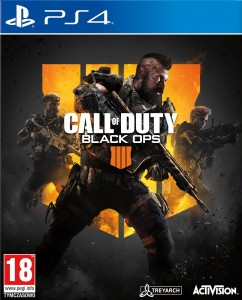 Call of Duty: Black Ops 4 ANG PS4
