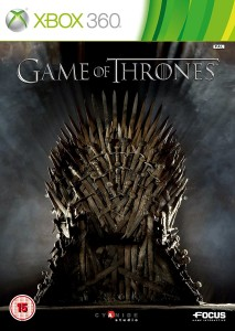 Gra o Tron / Game of Thrones Używana XBOX 360