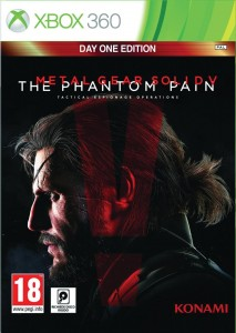 Metal Gear Solid V: Phantom Pain Używana XBOX 360