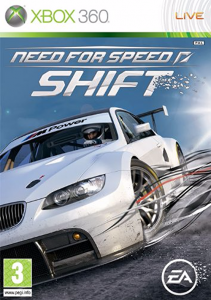 Need for Speed SHIFT PL Używana XBOX 360