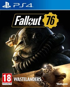 Fallout 76 Wastelanders PS4