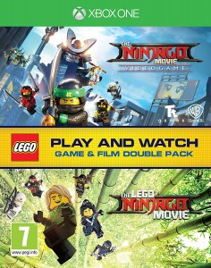 LEGO Ninjago PL + FILM BluRay XBOX ONE