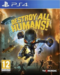 Destroy All Humans! PL PS4